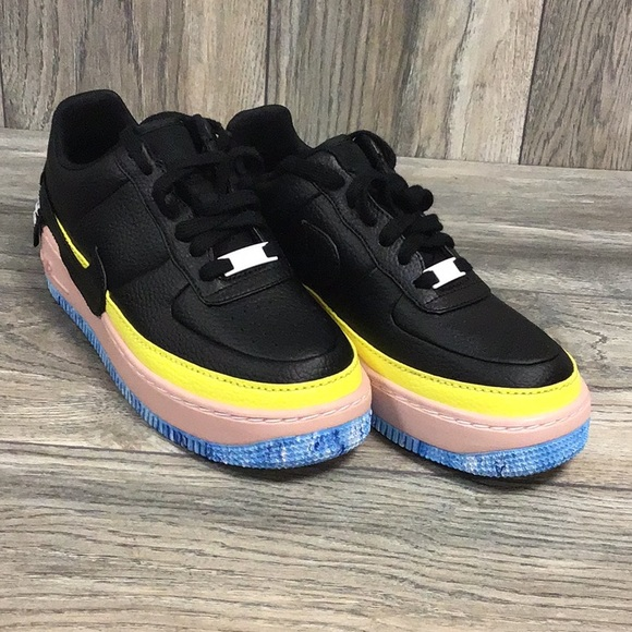 the latest c5e2f 4c965 NEW Nike Air Force 1 Jester XX SE Low Black Sonic